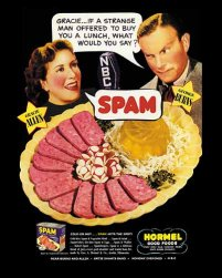 Say NO TO SPAM